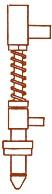 Type B - Gravity / Pressure Liquid Filing Nozzles