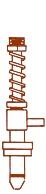 Type D - Gravity / Pressure Liquid Filing Nozzles