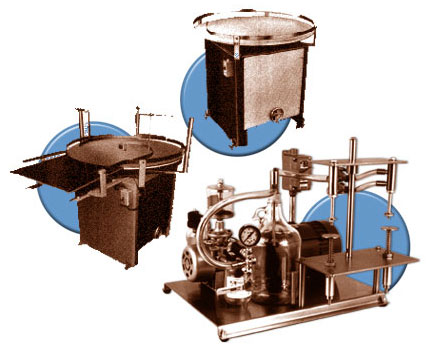 Equipment Used In Bottling Industry