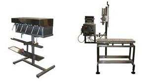 Syphon Fillers at Filling Equipment Company